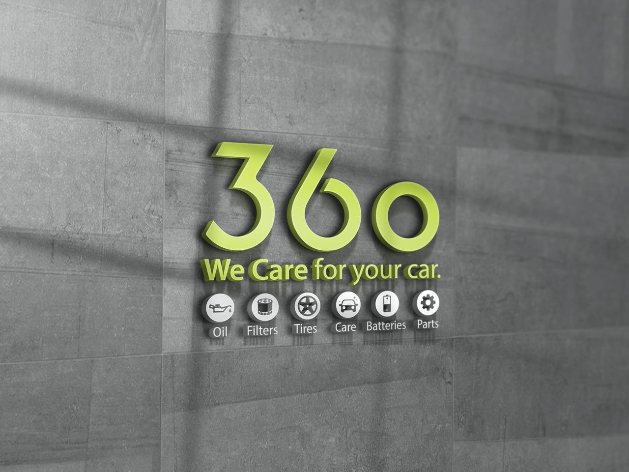 مركز 360 لخدمة السيارات